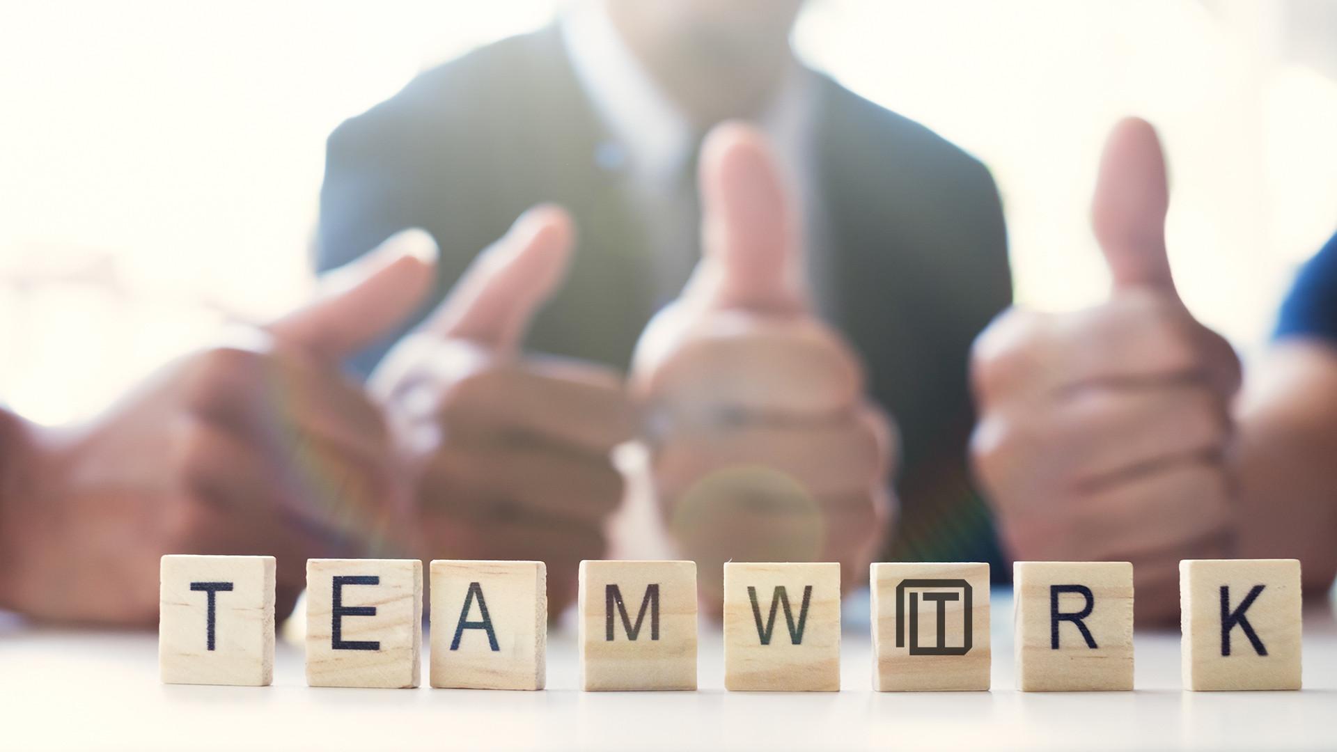 teamwork at omniIT